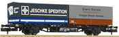 Intermodal Container Wagon Lgjs 571