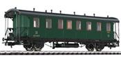 Passenger Coach 3rd Class Ci 27.385 SNCB Ep.II