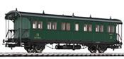 Passenger Coach 3rd Class Ci 27.324 SNCB Ep.II