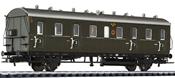Passenger Coach 3rd Class Cd 21b DRG  EP II