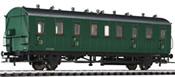 Passenger Coach 3rd Class Cd-21  27.316 SNCB Ep.II