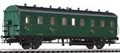 Passenger Coach 3rd Class Cdtr-21/31  27.311 SNCB Ep.II