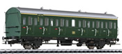 German 1st Class Passenger Coach A-21 21 007 -Hmb of the DB
