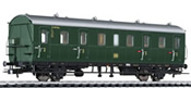 German 2nd Class Passenger Coach 45645 Han hire Hmb of the DB
