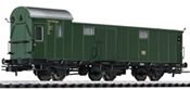 German Baggage Car Pw3 PR11 0111 278 Hmb of the DB