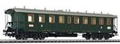 3rd Class Passenger Coach No. 14497