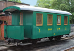 Passenger Car Welshpool & Llanfair