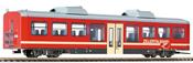 Middle coach B4 35 Zillertalbahn epoch V