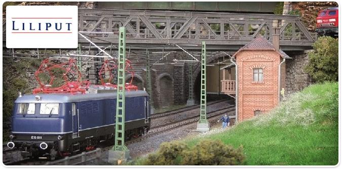 Liliput Model Trains