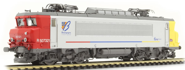 LS Models 10206 - French Electric Locomotive BB 7200 of the SNCF