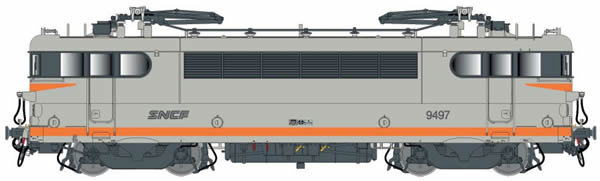 LS Models 10219S - French Electric Locomotive BB 9400 of the SNCF (DCC Sound Decoder)