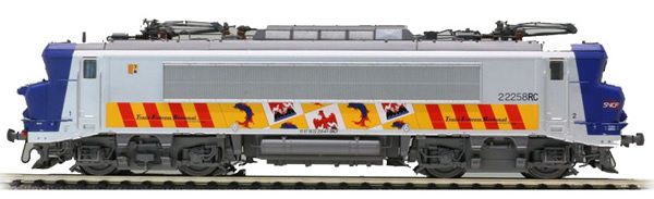 LS Models 10436 - French Electric Locomotive BB 22200 of the SNCF