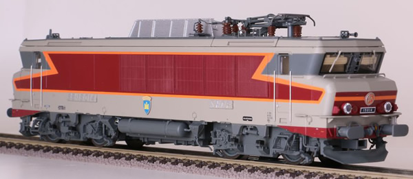 LS Models 10478S - French Electric Locomotive BB 15014 of the SNCF (DCC Sound Decoder)