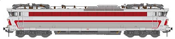 LS Models 10526S - French Electric Locomotive CC 40104 of the SNCF (Sound Decoder)