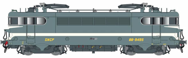 LS Models 10714S - French Electric Locomotive BB 9400 of the SNCF (Sound Decoder)