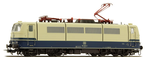LS Models 16016S - German Electric Locomotive Class 184 003-2 AEG of the DB (DCC Sound Decoder)