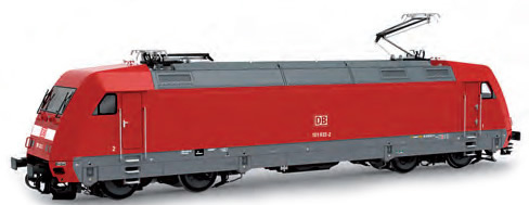 LS Models 16045 - German Electric Locomotive BR101 022-2 of the DB AG