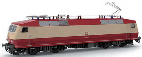 LS Models 16082 - German Electric Locomotive BR120  005-4 of the DB