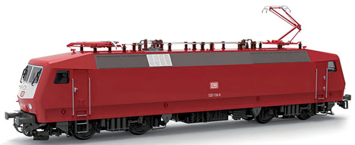 LS Models 16083S - German Electric Locomotive BR120  116-9 of the DB AG (DCC Sound Decoder)