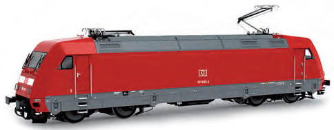 LS Models 16545 - German Electric Locomotive BR101 022-2 of the DB AG