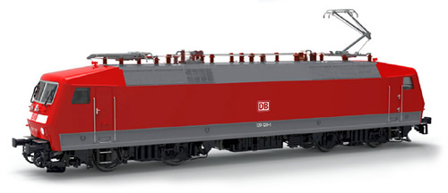 LS Models 16585 - German Electric Locomotive BR120 120-1 of the DB AG