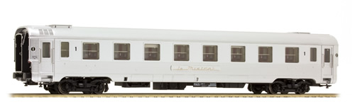 LS Models 41104 - Passenger Coach Mistral 56, inox of the SNCF