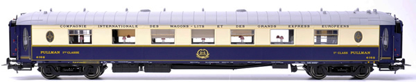 LS Models 49172 - Orient Express Passenger Coach WP of the CIWL