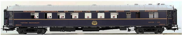 LS Models 49192 - Orient Express Dining Car Typ WR 52 of the CIWL