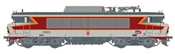 French Electric Locomotive series BB 15022 of the SNCF (DCC Sound Decoder)