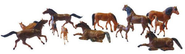Mabar 60140-HO - 12 horses