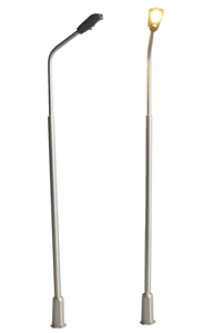 Mabar 60171-N - 2 simple city lamps with LED