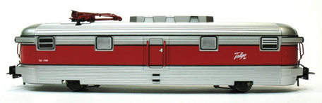 Mabar M-81114 - Talgo baggage car 111005