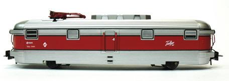 Mabar M-81115 - Talgo baggage car 111011 Largo Recorrido logo