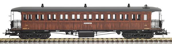 Mabar M-81652 - Passenger Wood Coach CC2887
