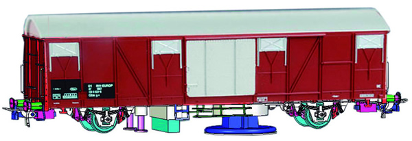 Mabar M-81802 - Cleaner Wagon