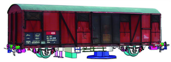 Mabar M-81803 - Cleaner Wagon