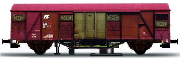 Mabar M-81854 - Track Cleaner Wagon