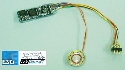 Mabar M-83453E - Sound decoder for ABJ7 (Spanish)