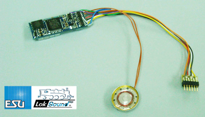 Mabar M-83453F - Sound decoder for ABJ4 (French)
