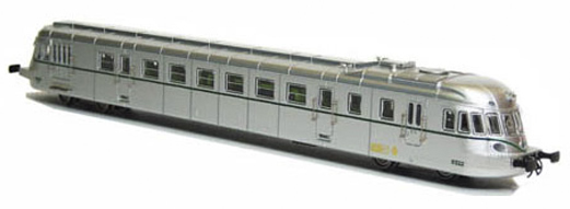 Mabar M-85901 - Spanish Railcar ABJ7 9314 of the RENFE