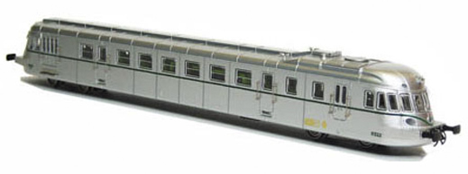 Mabar M-85901s - Spanish Railcar ABJ7 9314 of the RENFE (Sound)
