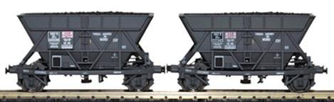 Mabar M-86201 - 2pc Hopper Wagon T2 Set SNCF-NORD EST