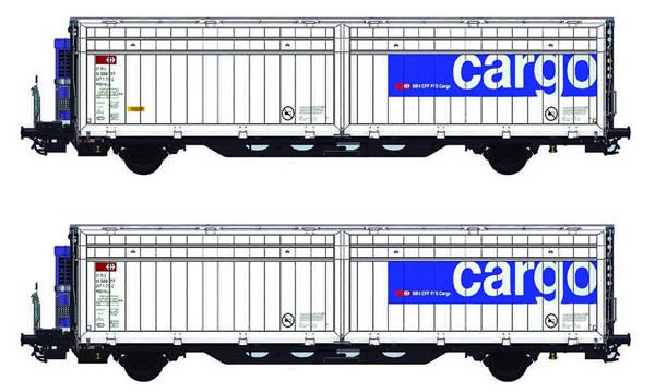Mabar M-86512 - 2pc Hbbills Wagon Set #078/116 aged