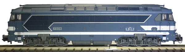 Mabar M-86812 - French Diesel Locomotive A1A A1A 68503 of the SNCF
