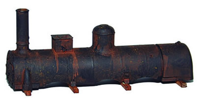 Mabar M-87007 - Load- steam boiler