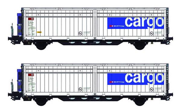 Mabar M-87510 - 2pc Hbbills Wagon Set #120/142