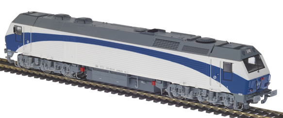 Mabar MH-58804 - Spanish Diesel Locomotive 333.402 Grandes Lineas of the RENFE