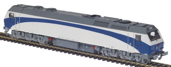 Mabar MH-58804s - Spanish Diesel Locomotive 333.402 Grandes Lineas of the RENFE (DCC Sound Decoder)