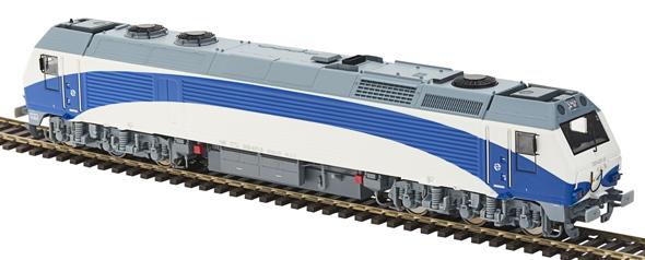 Mabar MH-58805 - Spanish Diesel Locomotive 333.401 Grandes Líneas of the RENFE