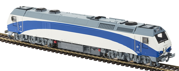 Mabar MH-58805s - Spanish Diesel Locomotive 333.401 Grandes Líneas of the RENFE (DCC Sound Decoder)